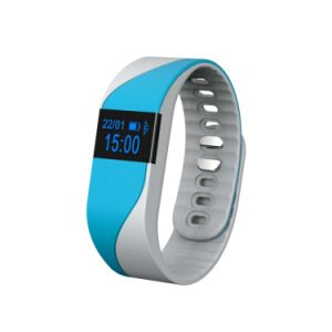 Fitness Bluetooth Smart Health Silicone Watch Bracelet with Remote Control pictures & photos