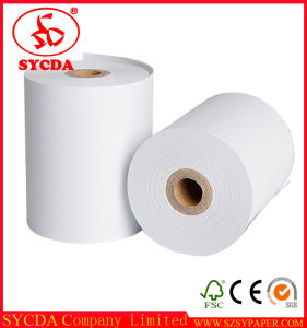 Waterproof 80X80 Thermal Paper Rolls in China Factory pictures & photos