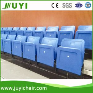 China Wholesale Durable Retractable Bleacher Portable Bleacher Mobile Grandstand Jy-720 pictures & photos