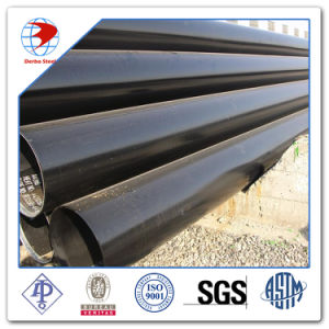 20 Inch Schedule 80 API 5L X45 ERW Welded Steel Pipe pictures & photos