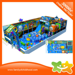 New Arrial Sea Theme Children Commercial Indoor Playground Equipment for Sale pictures & photos