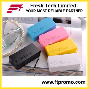 Popular Multicapacity Battery Charger Perfume 2600mAh Portable Power Bank (C008) pictures & photos