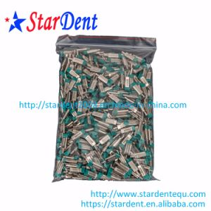 Dental Disposable High Precision Brass Twin Pins Blue Color/Dental Dowel Pins pictures & photos