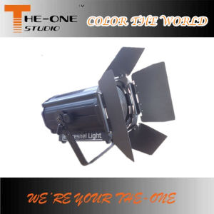 LED Fresnel Manaul/Auto Zoom Studio Spotlight pictures & photos