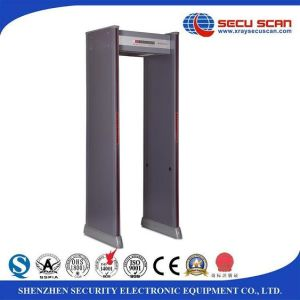 At300A Secuscan Outdoor Frame Security Metal Detector Supplier pictures & photos