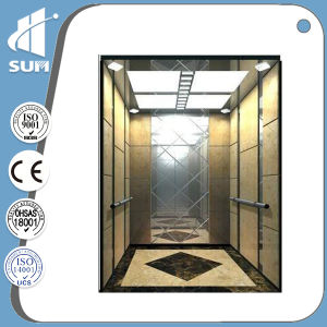 with Round Handrail Speed 1.0m/S Passenger Elevators pictures & photos