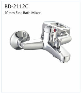 Bd2112b 40mm Single Lever Zinc Kitchen Faucet pictures & photos