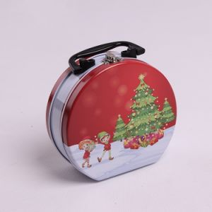 Sets of Six Christmas Gift Tin Boxes pictures & photos