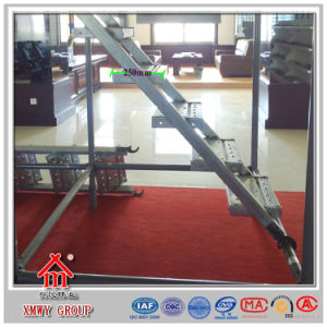 Xmwy High Efficiency Quicklock Scaffold No Need Couplers pictures & photos