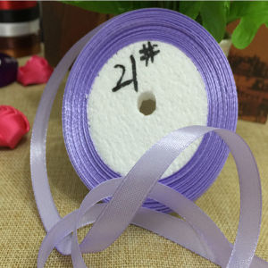 Cheap Wholesale 100% Polyester Solid Grosgrain Ribbon pictures & photos