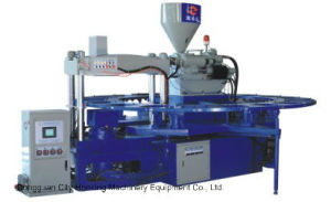 V Shape PVC Jelly Shoes Injection Machine pictures & photos