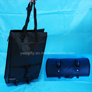 PP Rolling Luggage Bag From Yiwu Dingxiang Bags Factory pictures & photos