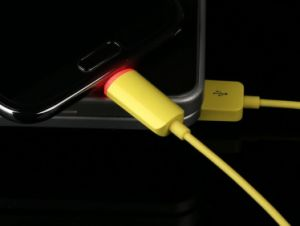 Colorful Charger and Datatransfer Cable for iPhone USB Cable pictures & photos