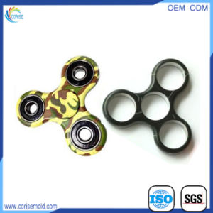 Hot ABS Custom Hand Fidget Spinner Toy Private Plastic Injection Mold Making pictures & photos