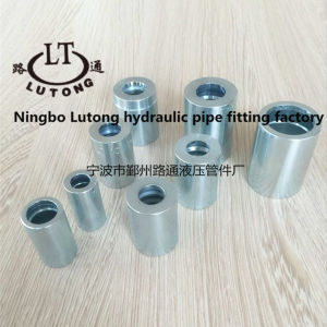 00401 China Supplier Hydraulic Hose Fitting and Ferrule pictures & photos