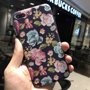 2D Touch Feeling Cartoon Mobile Cell Phone Case pictures & photos