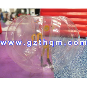 Logo Print Sports Entertainment Inflatable Human Bubble Soccer pictures & photos