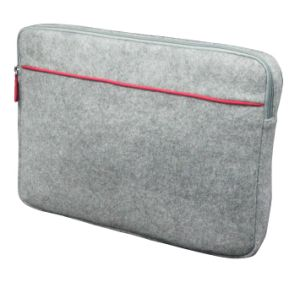 Grey Soft Fashion Popular Neoprene 15′′ Telbet Laptop Sleeve pictures & photos