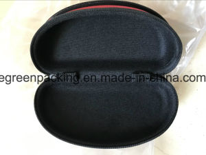 Red/ Black Oxford Sunglasses EVA Case Customized pictures & photos