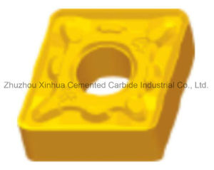 Cemented Carbide Indexable Inserts for Turning Cutting (CNMG) pictures & photos