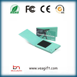 3.5′′ LCD Video Brochure Greeting Cards Business Cards pictures & photos