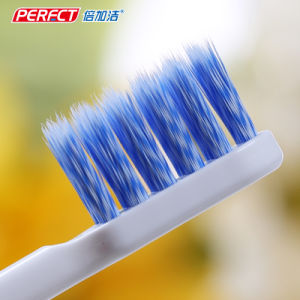 Perfect Soft Spiral Tapered Adult Toothbrush pictures & photos