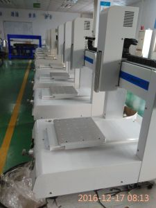 Four-Axis Automatic Glue Dispenser Made in China for Semiconductor Package pictures & photos