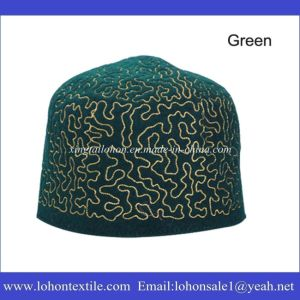 New Style Muslim Islamic Hat Used for Ramadan Festival Fast Month Hat