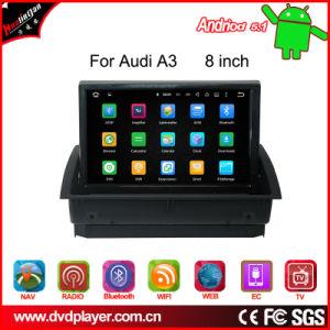 Hl-8865 Car DVD Player for Audi A3 GPS Navigation Digital TV Bt Can Bus Decode Box pictures & photos