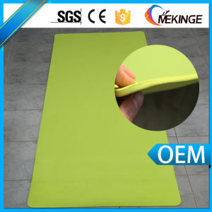 Double-Sided Non-Slip Custom Thick Yoga Mat TPE Yoga Mat pictures & photos