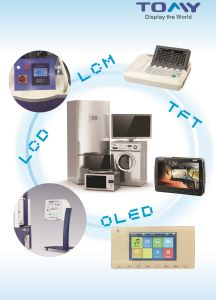 Tomy′s LCD/TFT/Lcm′s Application for Smart Home/ Industrial Use pictures & photos