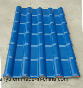 ASA Coated Synthetic Resin Roof Tile pictures & photos