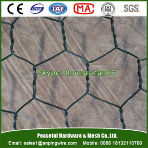 PVC Coated Galvanized Wire Gabion pictures & photos