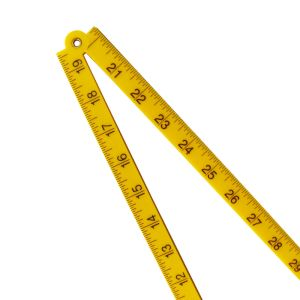 """Durable Measuring Tools 1m (39"""") ABS Plastic Folding Ruler pictures & photos"""