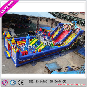 Newest Inflatable Funcity Prices/ Outdoor Inflatable Bouncy Jumping Castles Sale pictures & photos