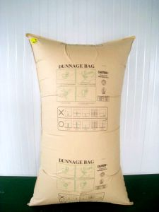 Cheap and Strong Consistanced Kraft Paper Air Dunnage Bags for Containers pictures & photos