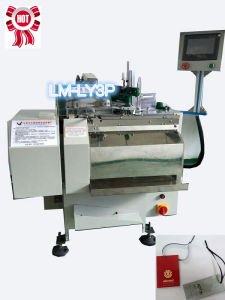 High Speed Hang Card Threading Machine (LM-LY3P) pictures & photos