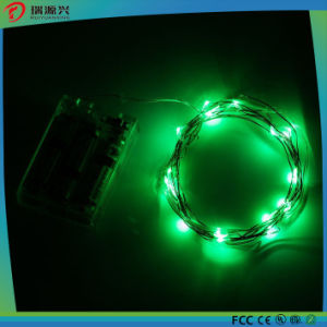 Factory String Light Color Changing Cooper Wire LED Decoration Light pictures & photos