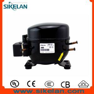Light Commercial Refrigeration Compressor Gqr12u Lbp R290 Compressor 220V pictures & photos