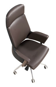 Comfortable High Back Leather Office Chair pictures & photos
