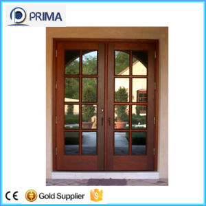 Entrance Solid Wood Door Price pictures & photos