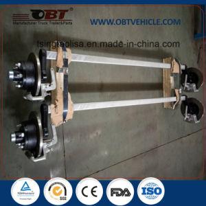 Obt Rubber Torsion Trailer Lift Axles pictures & photos