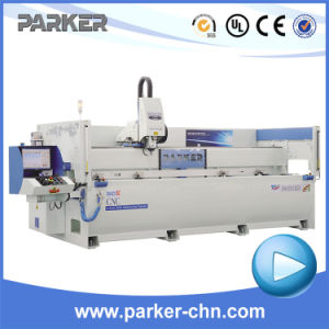 High Speed 4 Axis CNC Machining Centre for Aluminium pictures & photos