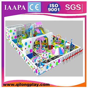 2016 New Hot Sale Ce Wooden SGS Indoor Playground pictures & photos