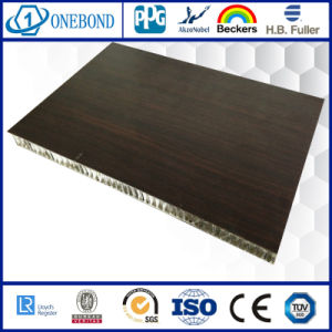 Onebond High-Intensitive HPL Aluminum Honeycomb Panels for Ship Decoration pictures & photos