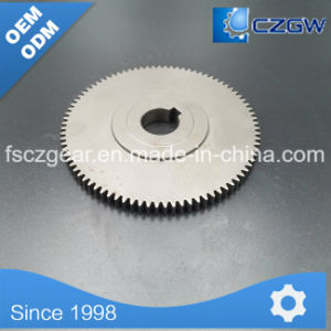 Customized Machinery Parts Spare Parts Transmission Gear CNC Machining Gear pictures & photos