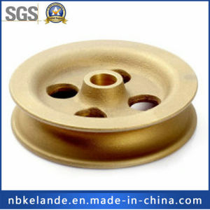 Brass Custom Made CNC Machine Part with Casting pictures & photos