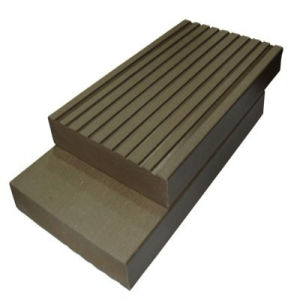 Outdoor Decorative Composite Decking for Garden Yard (145*30mm) pictures & photos