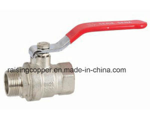 Brass Ball Valve for Drinking Water System pictures & photos