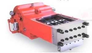 Ultrahigh Pressure Plunger Pump pictures & photos